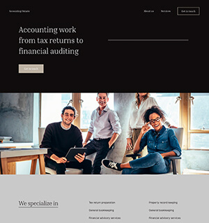 Template for Accountants